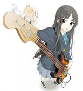 музыка из аниме
