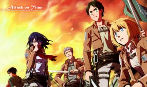музыка из аниме атака титанов